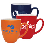 Promotional Duo Tone Bistro Collection Mug
