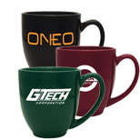 Custom Bistro Collection Mug - Personalized Bistro Collection Mugs