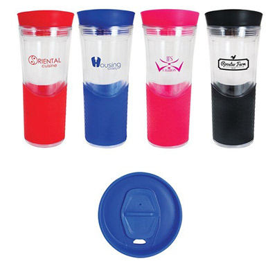 16 Oz Turn It Up Tumbler