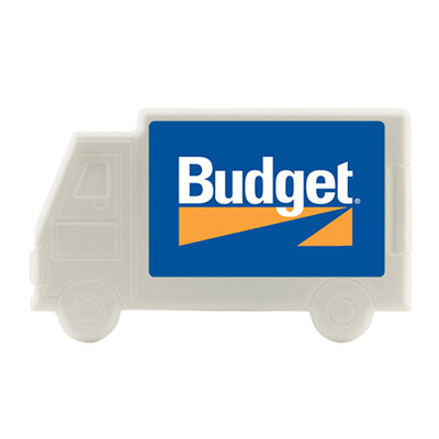 Truck Mint Card