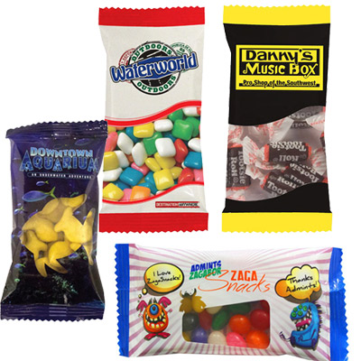 5 snack candy pack