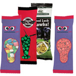 Personalized Zaga Snack Promo Pack Bag - Imprinted Zaga Snack Promo Pack Bags