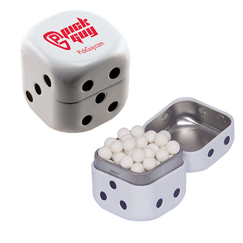 dice mint tin