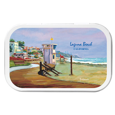 Beach Necessities Tin