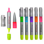 Promotional Tara Pen & Highlighter - Custom Tara Pens & Highlighter