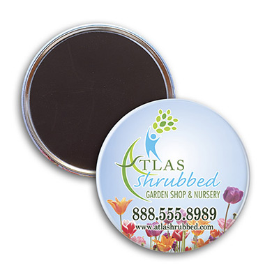 Round Button Magnet