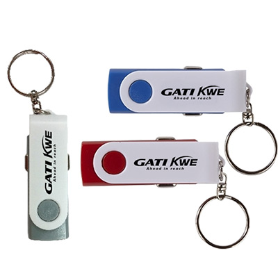 Key Chain USB Car Adaptor
