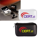 Promotional Power Charger Travel Kit - Custom Power Charger Travel Kits