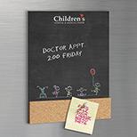 22954 - Cork Chalkboard Magnet