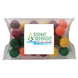 Promotional Sixlets - Custom Sixlets in Small Pillow Pack