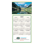 Promotional Mountain Vista Calendar Greeting Card