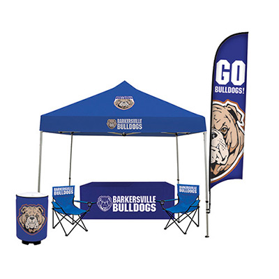22981 - Tailgater Total Show Package