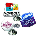 Promotional Lapel Pin - Logo Imprinted Lapel Pins