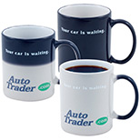 23076 - 11 oz. Mystique® Direct Screen Mug