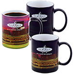 23074 - 11 oz. Mystique® Full Color Mug