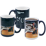 23079 - 15 oz. Mystique® Full Color Stoneware Mug
