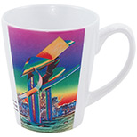 23087 - 12 oz. Full Color Coffee House Mug