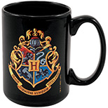 23093 - 15 oz. Full Color Black Magna Mug