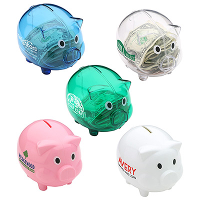 Customi Piggy Bank