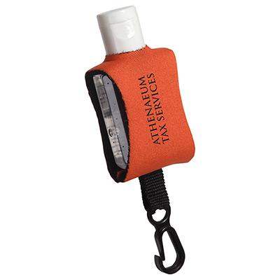 cozy clip hand sanitizer