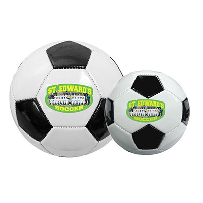 Mini Synthetic Leather Soccer Ball