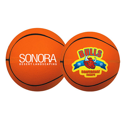 "23168 - 4"" Foam Basketball"