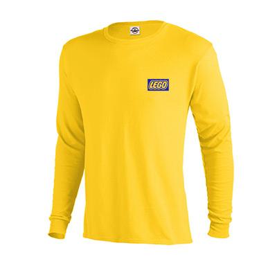 pro weight long sleeve tee 5.2 oz (premium)