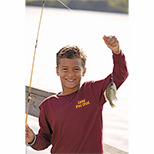23183 - Youth Pro Weight Long Sleeve Tee 5.2 oz (Colors)