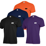 23185 - Adult Short Sleeve T-Shirt 6oz (Colored)