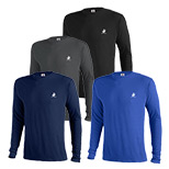 23197 - Delta Dri Long Sleeve T-Shirt 4.3 oz (Colors)