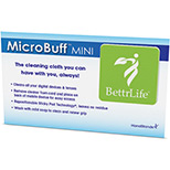 Promotional MicroBuff Cleaning Cloth