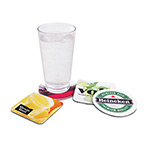 Promotional SipGrip Coaster