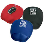 Promotional Memory Foam Mouse Mats