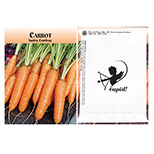 Imprinted Carrot Seed Pack