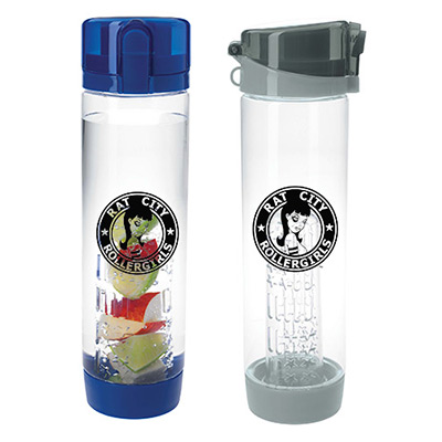 20 oz. Fruit Infuser Bottom Sport Bottle