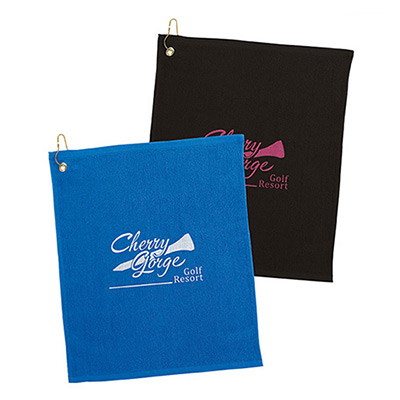 Custom Golf Towels - Colors