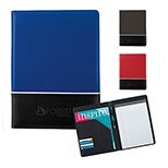 Imprinted Bulk Matrix Padfolio