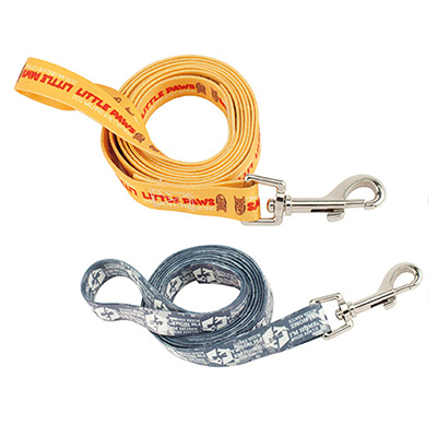 Promotional Fine Print Pet Leash
