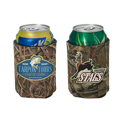 Promotional Logo Mossy Oak Can Kooler