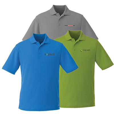 Men's Edge Short Sleeve Polo