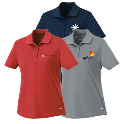 Women's Edge Short Sleeve Polo