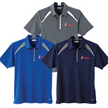 Promotional Mens Quinn Short Sleeve Polo