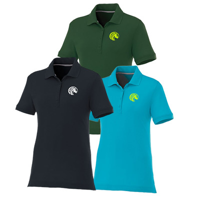 Promotional Womens Crandall Short Sleeve Polo