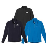 23312 - Men's Caltech Knit Quarter Zip