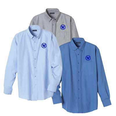 Men's Tulare Oxford Long Sleeve Shirt