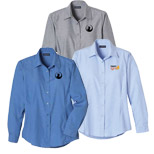 23325 - Women's Tulare Oxford Long Sleeve Shirt