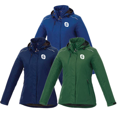 womens arden fleece lined jacket