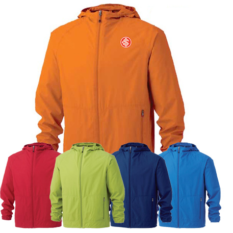 mens kinney packable jacket