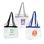 23355 - Clear Through Tote Bag
