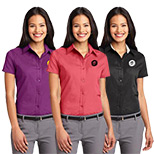 23381 - Port Authority® Ladies Short Sleeve Easy Care Shirt